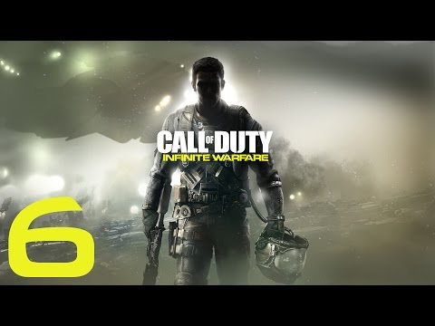 Call of Duty: Infinite Warfare Pole Asteroid #6 (1440p 60fps)