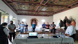 Seminaristas recebem formação sobre Pastoral Familiar