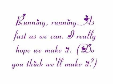 Running No Doubt Lyrics