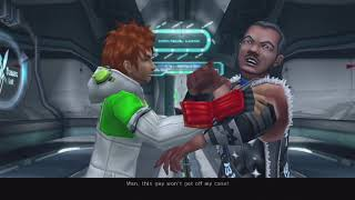 Xbox 360 Longplay [181] Phantasy Star Universe Part 1 of 12