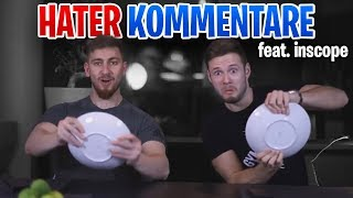 HATER Kommentare & AUTISMUS feat. Inscope 21 (DIFIGIANO)