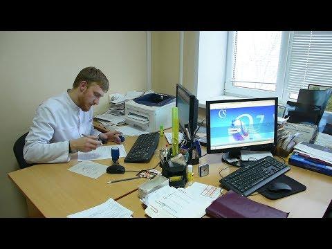 Молодые врачи пришли в Котовскую клиническую больницу
