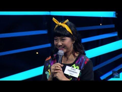 Ghea Indrawari, English Man In New York -Elimination 3 Indonesian Idol 2018-