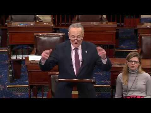 Senate debates, passes Tax Cuts and Jobs Act 51-49 (3/3)