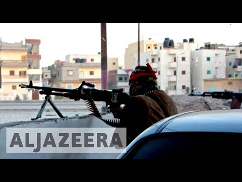 The Listening Post - The silence in Sinai: Covering Egypt's 'war on terror'