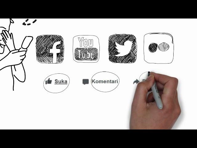 Fitur Report Media Sosial