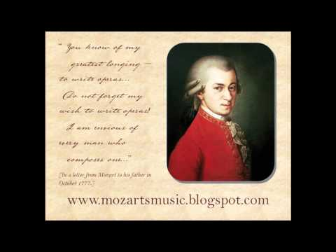 W. A. Mozart - Die Zauberflöte (The Magic Flute), K. 620 - Overture