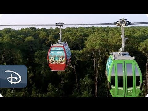 Ken Holiday - Disney World Sets Opening Date For Skyliner System!