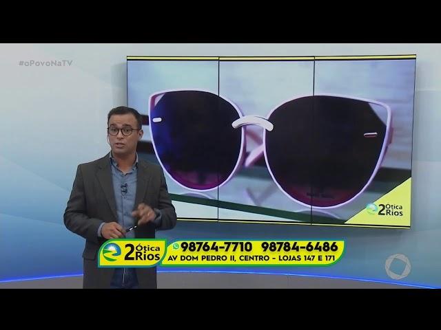 O Povo na TV - Ótica 2 Rios - 23-01-2021