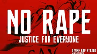 No Rape - Divine Rap WhatsApp Status Video Status Video || WhatsApp Series
