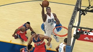 Andrew Wiggins Playoffs Round 2 Game 3 vs. Wizards - NBA 2K14 MyCareer Andrew Wiggins