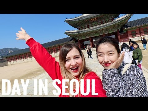Getting to Know my New Home ❤️Exploring Seoul for a Day