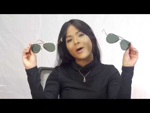 ba29b1cd2b Ray-Ban RB3584N Aviator Blaze Review - YouTube