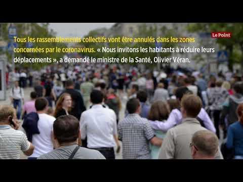 Coronavirus: la France prend de nouvelles mesures