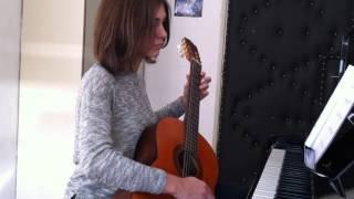 A la Nanita Nana, Acoustic Guitar Classic Fingerstyle