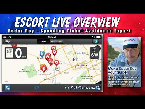 Escort Live Overview: Part One - Radar Roy