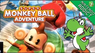 Super Monkey Ball Adventure | Live Gameplay | Challenge Mode and Party Games