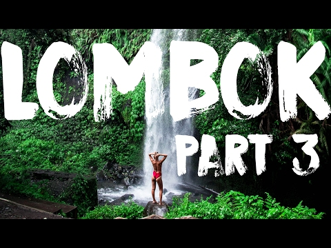 NORTH LOMBOK - THE BEST WATERFALLS EVER | VLOG #22