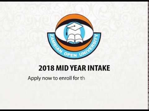 Zambian Open University TV Advert