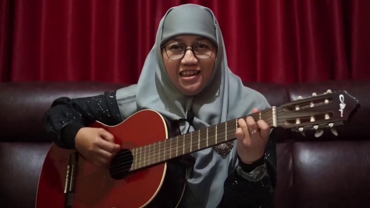 Tutorial cara mudah belajar gitar bagi pemula - YouTube