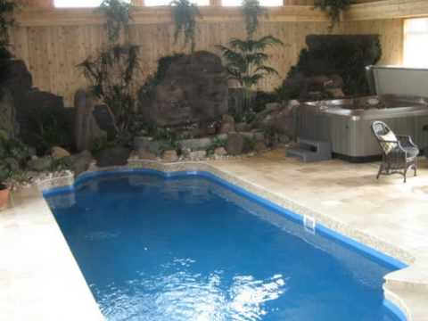 Lap Pool Design Ideas - YouTube