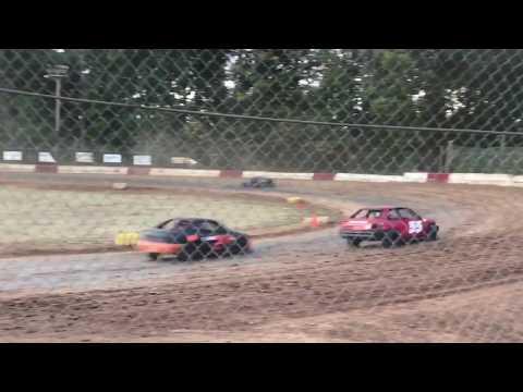 7-29-17 River City Speedway 4-cylinder main