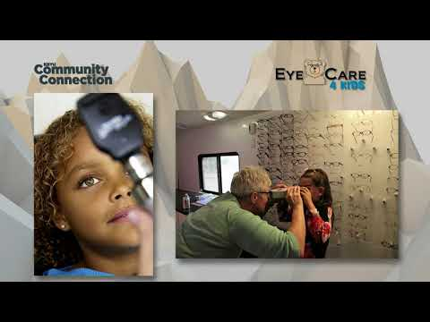 KBYU Community Connection: Eyecare 4 Kids (Aug 2017)