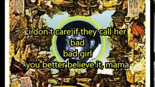 Lee Moses Bad Girl (full song) With Lyrics