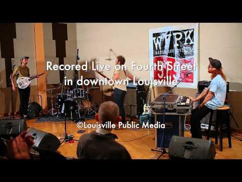 WFPK's Live Lunch featuring Fly Golden Eagle - Devil's Eye (Basilisk)