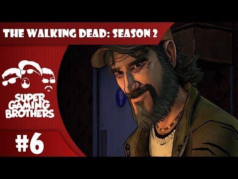 SGB Play: The Walking Dead: Season 2 - Part 6   He's Alive!