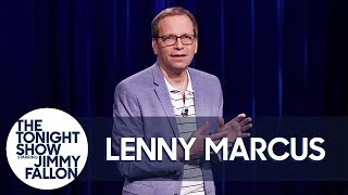 Lenny Marcus Stand-Up