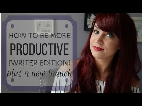10-ways-to-be-more-productive-(writer-edition)-+-secret-project-3-reveal