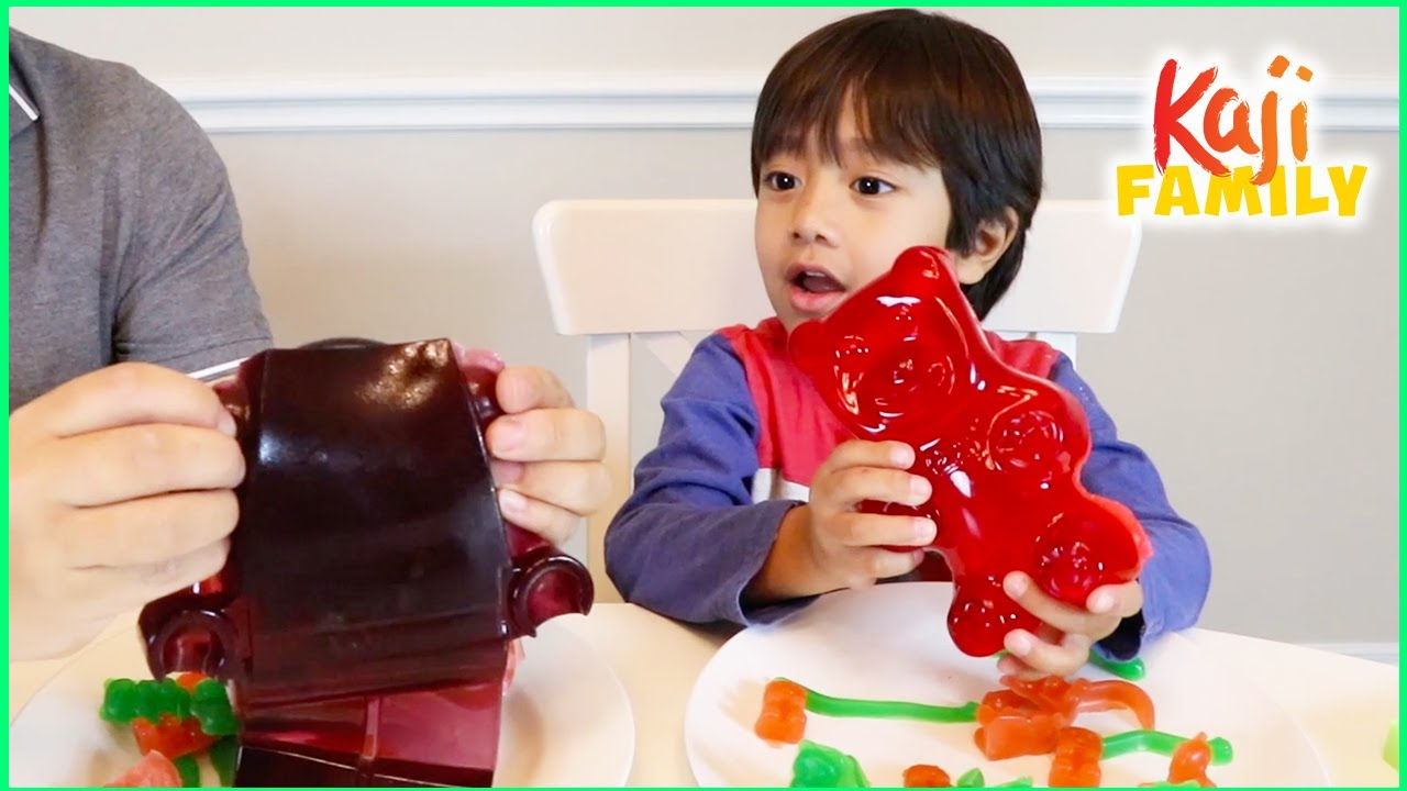 DIY Gummy Candy Maker Machine and Chocolate Maker Machine!!!