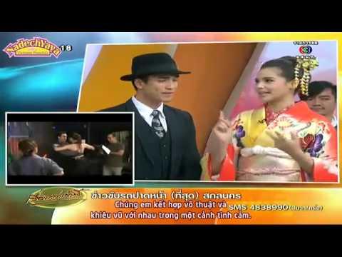 164. [Vietsub] Rueng Lao Chao Nee - Morning news - Nadech Yaya (15/08/2014)