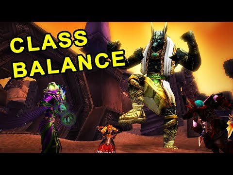Did Class Balancing Ruin World Of Warcraft?