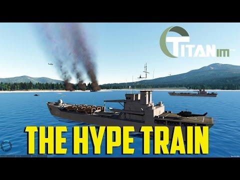 TitanIM - The Hype Train