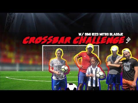 CROSSBAR CHALLENGE w/ Simi Idzo Mitro & Blagoje