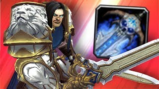 Frost Death Knight KING 1v4! (5v5 1v1 Duels) - PvP WoW: Battle For Azeroth 8.1