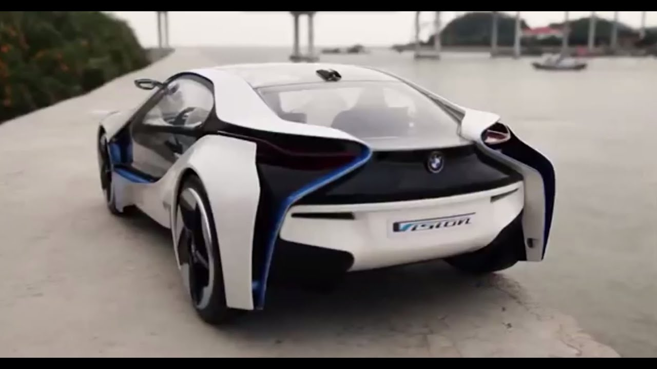 Avigo Bmw I8 >> BMW i8 Concept - YouTube