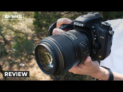 A Must Have Nikon Macro Lens | Nikon 105mm Micro F2 8 Review by