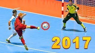 Most Humiliating Skills & Goals in Futsal of ALL 2017