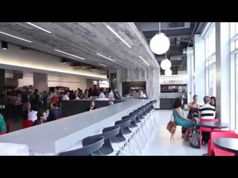 Video tour of Washington University's Loop Lofts