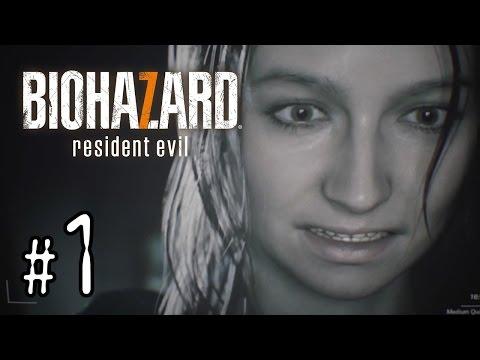 Biohazard 7 #1 回歸恐怖根源 遊戲連載開始 (生化危機 7 中文版)