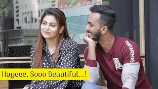 Hath Pair Todunga FT. AJ | Prank On Tiktok Queens | Oye It's Prank