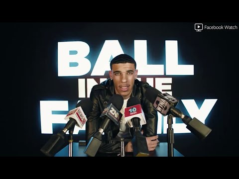 Lonzo Ball - Ball in the Family(feat. Liangelo Ball) [Official Music Video]