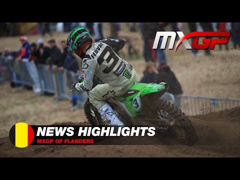 Mundial de Motocross- GP Bélgica - VÍDEO