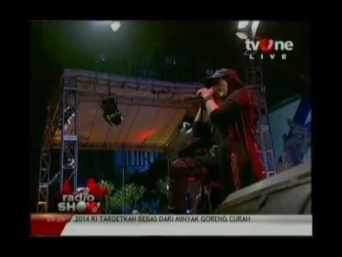 MEL SHANDY and SEXY ROCK - Bianglala @Radio_Show TvOne (HQ)