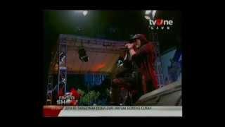 MEL SHANDY and SEXY ROCK - Bianglala @Radio_Show TvOne (HQ)
