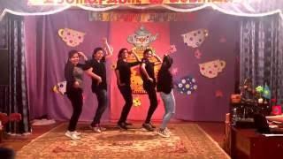 lnmiit   y13   am internship temirtau kazakhstan   cultural program