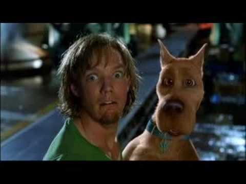 Scooby Doo Thriller
